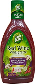 Wish-Bone Red Wine Vinaigrette w/Extra Virgin Olive Oil-16 oz