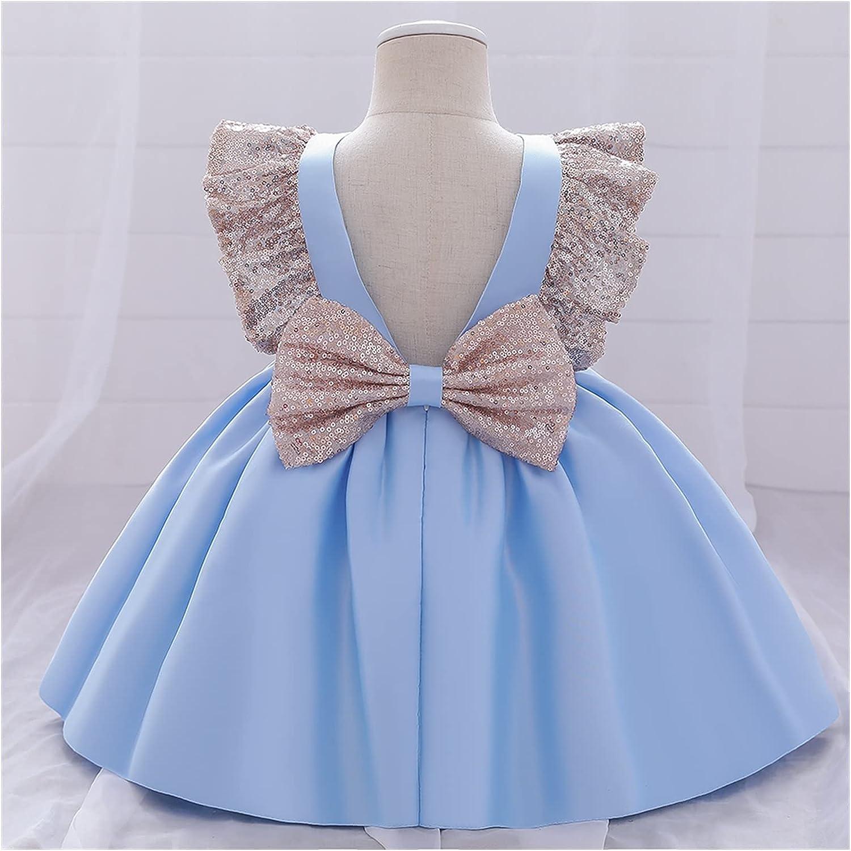 YEVYG Infant Baby Girl Dress Girls Prom Dress Tutu Princess Dres
