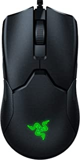 Razer Viper Ultralight Ambidextrous Wired Gaming Mouse: Fastest Mouse Switch in Gaming - 16,000 DPI Optical Sensor - Chrom...