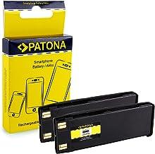 PATONA 2X Bateria BLS-2 Compatible con Nokia 5110 6110 6150 6210 7110