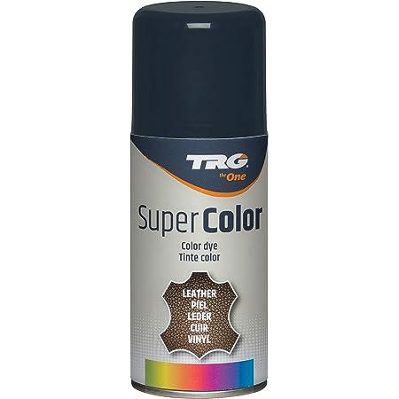 Tinte spray color marrón para piel TRG Super Color 150ml 301 Marrón Oscuro
