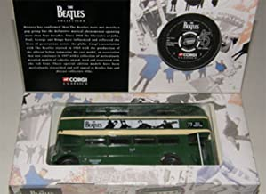 The Beatles Corgi Collections AEC Green Routemaster Liverpool Corporation Bus