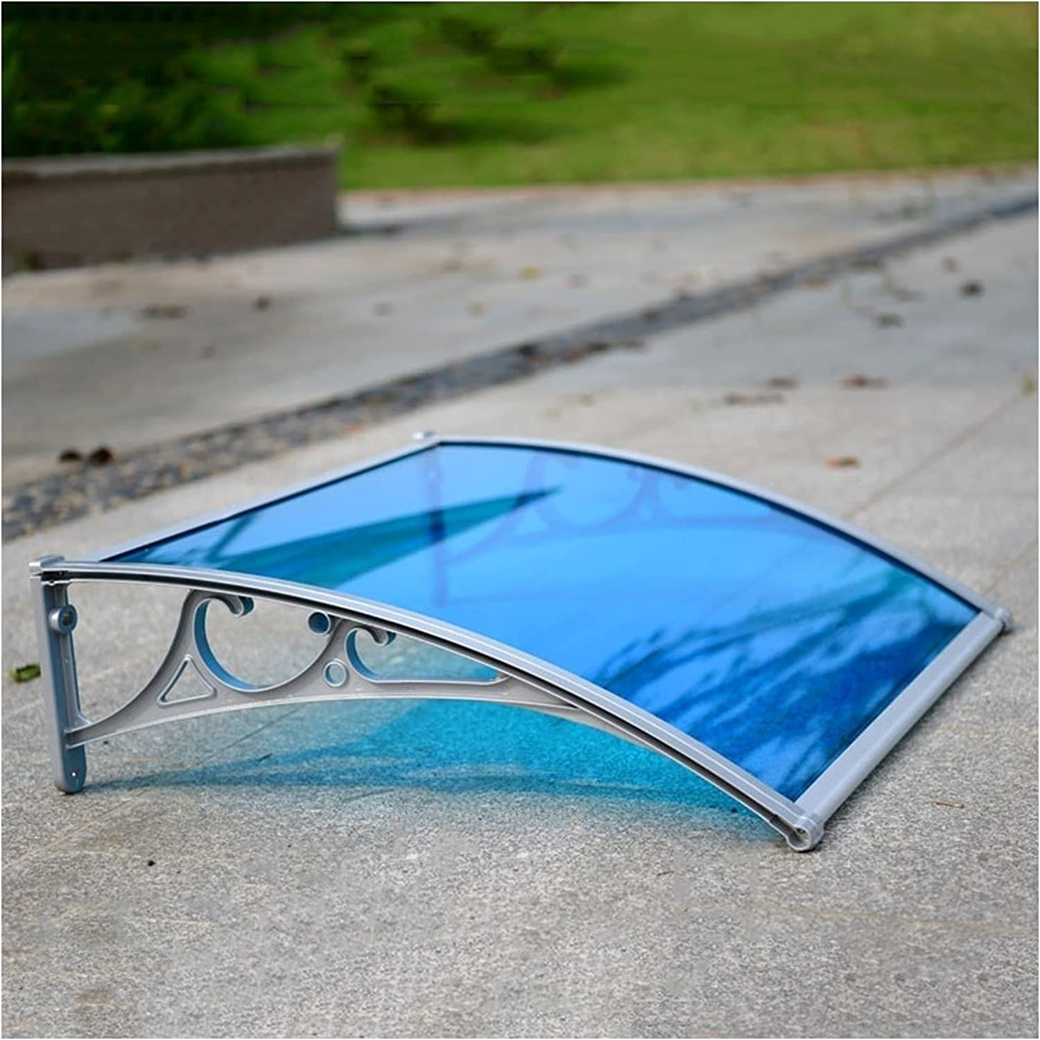 Limited time trial price WMMING Entrance Eaves Canopy Mute Polycarbonate Pa Rainproof PC High order