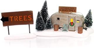 Department 56 Snow Village Christmas Vacation Griswold Family Buys a Tree Lit House