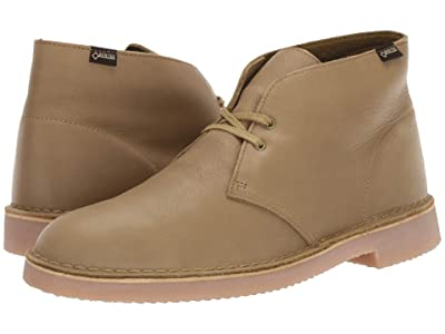 Clarks Desert Boot GTX (Khaki Leather) Men