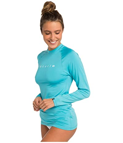 Rip Curl Sunny Rays Relaxed Long Sleeve (Light Blue) Women