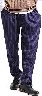 バレッタ ワイド テーパード パンツ バギー イージーパンツ カジュアル ストリートモード 春 メンズ