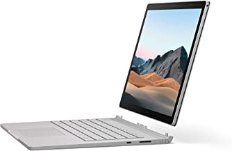 "$1543 » NEW Microsoft Surface Book 3 - 13.5"" Touch-Screen - 10th Gen Intel Core i7 - 16GB Memory - 256GB SSD (Latest Model) - Plat..."