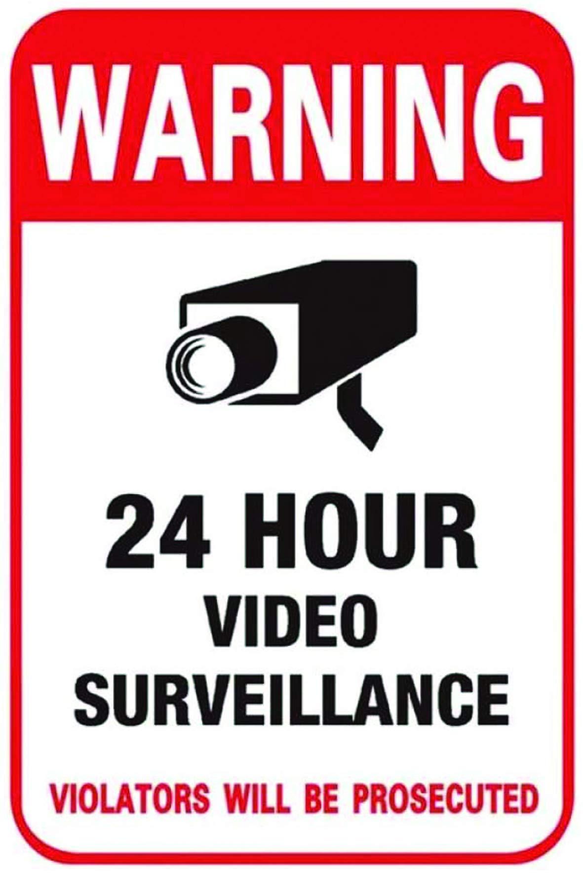سيجارة يمكن أن تصمد جنسي تحذير المكان مراقب بالكاميرات Sign Findlocal Drivewayrepair Com