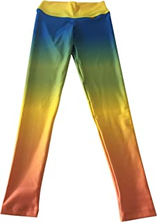 FITMAMA Ombre Printed Legging
