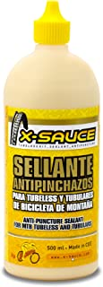X-Sauce A8487325000120 Sellante Anti Pinchazos para Tubeless