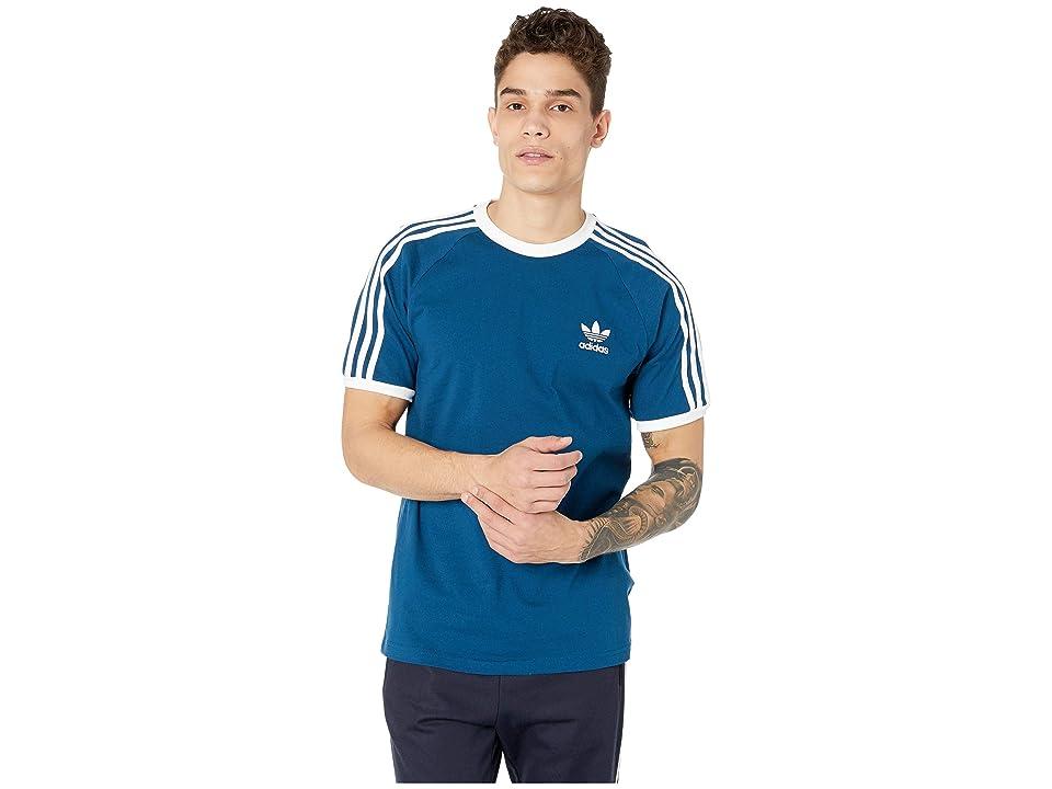 78efb2a19b adidas Originals 3-Stripes Tee (Legend Marine) Men's T Shirt