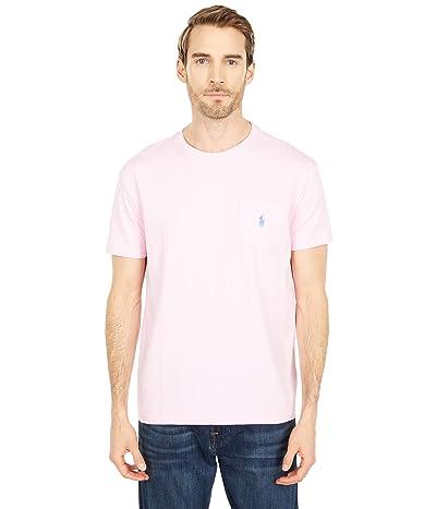 Polo Ralph Lauren Classic Fit Pocket Tee (Carmel Pink) Men