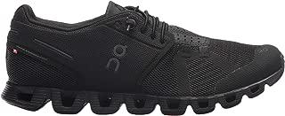 Womens Cloud All Black Running Shoe - 7.5