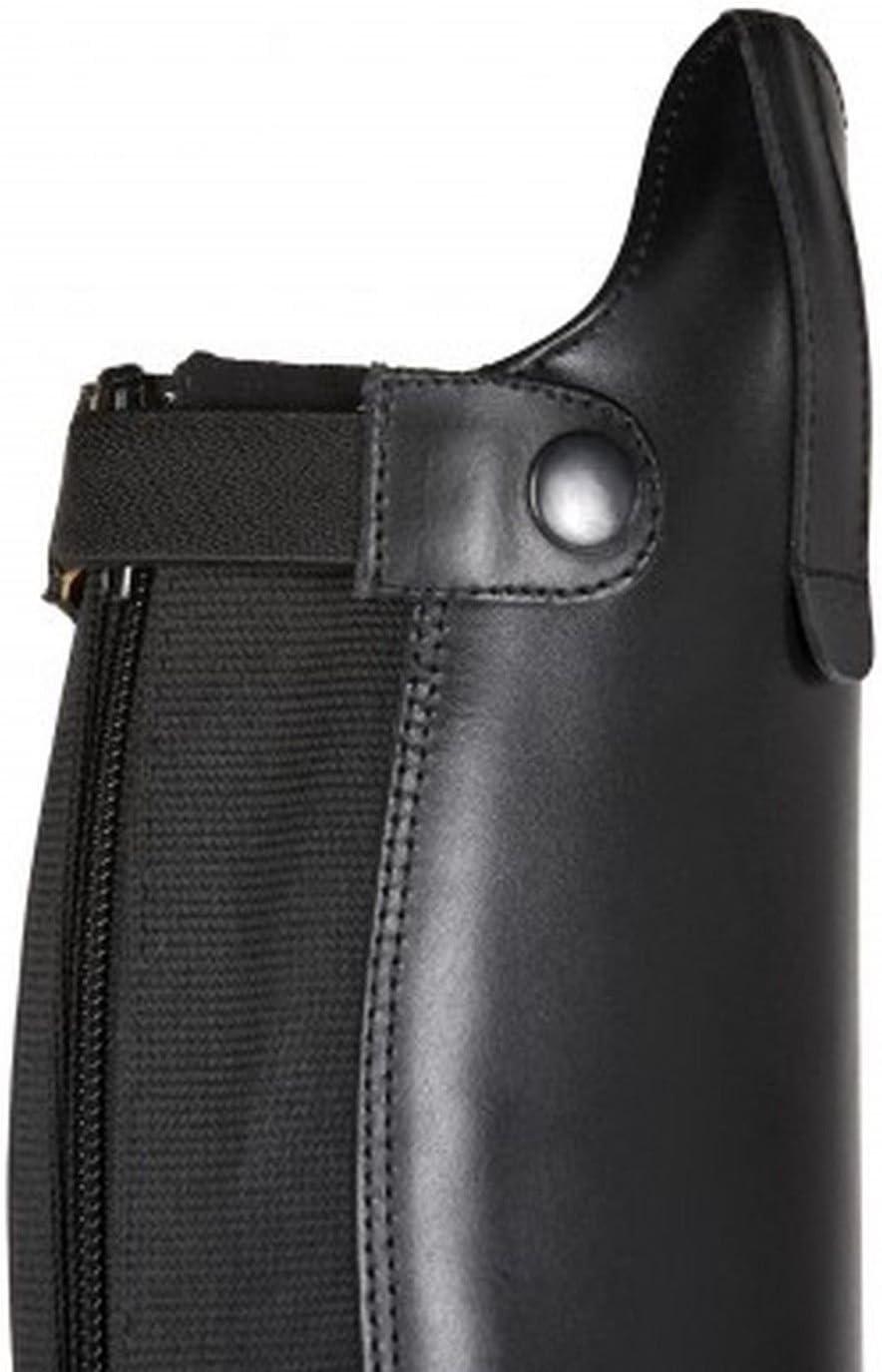 auch in Kindergr/ö/ßen erh/ältlich SUEDWIND FOOTWEAR Chap /»Comfort FIT/« Eleganter Stiefelschaft aus Rindleder Farben Schwarz /& Braun Reitschaft mit robustem Leder und Innenleder