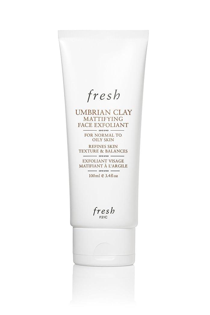 貝殻ガードエミュレーションフレッシュ Umbrian Clay Mattifying Face Exfoliant (Normal to Oily Skin) 100ml [海外直送品]