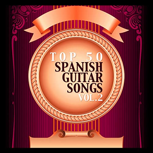 Amazon.com: Top 50 Spanish Guitar Songs Vol. 2: Various ...