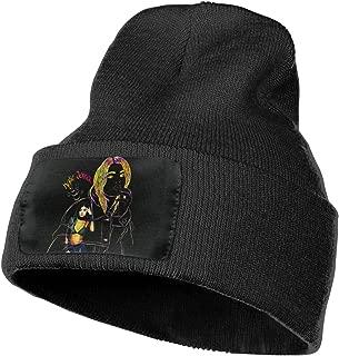 Mens & Womens Classic Kylie Jenner Skull Beanie Hats Winter Knitted Caps Soft Warm Ski Hat Black