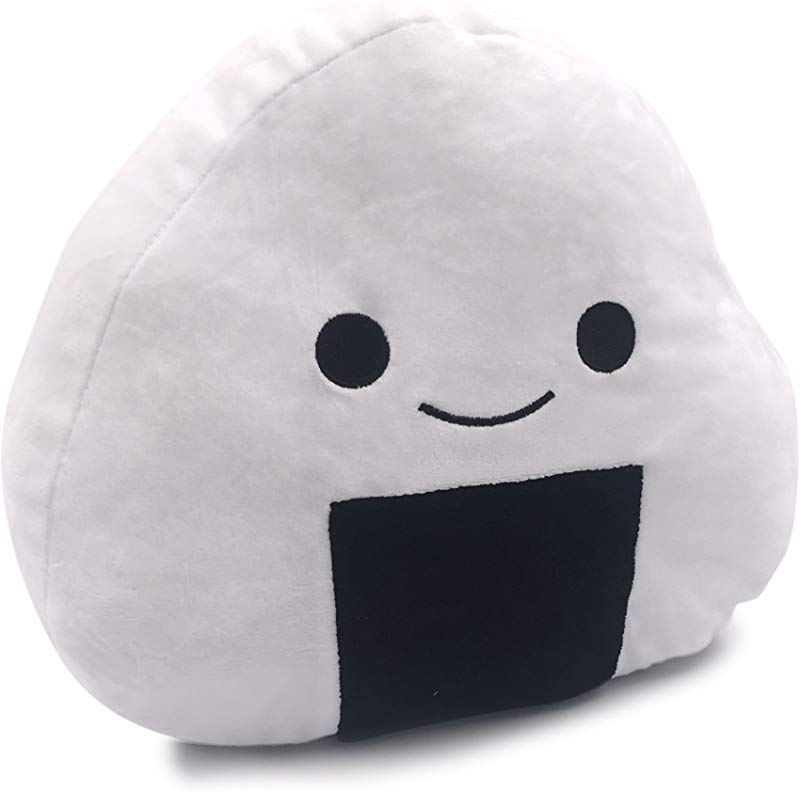 PLUSH TOY WuKong Creative 11 8 Japanese Rice Sushi Cushion Pillow