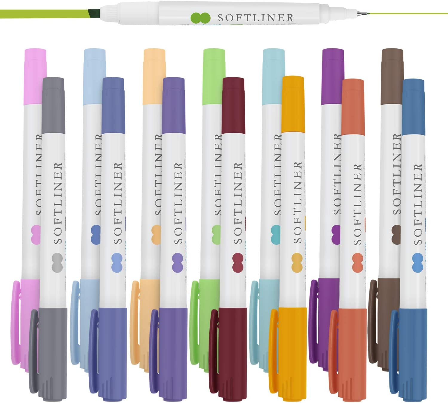 MyLifeUNIT Double Sided Highlighters Colors Max 62% OFF with Assorted Discount mail order Fineli