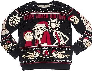 adventure time sweater christmas
