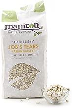 Manitou Trading Company Job's Tears (Asian Barley), 14-Ounce