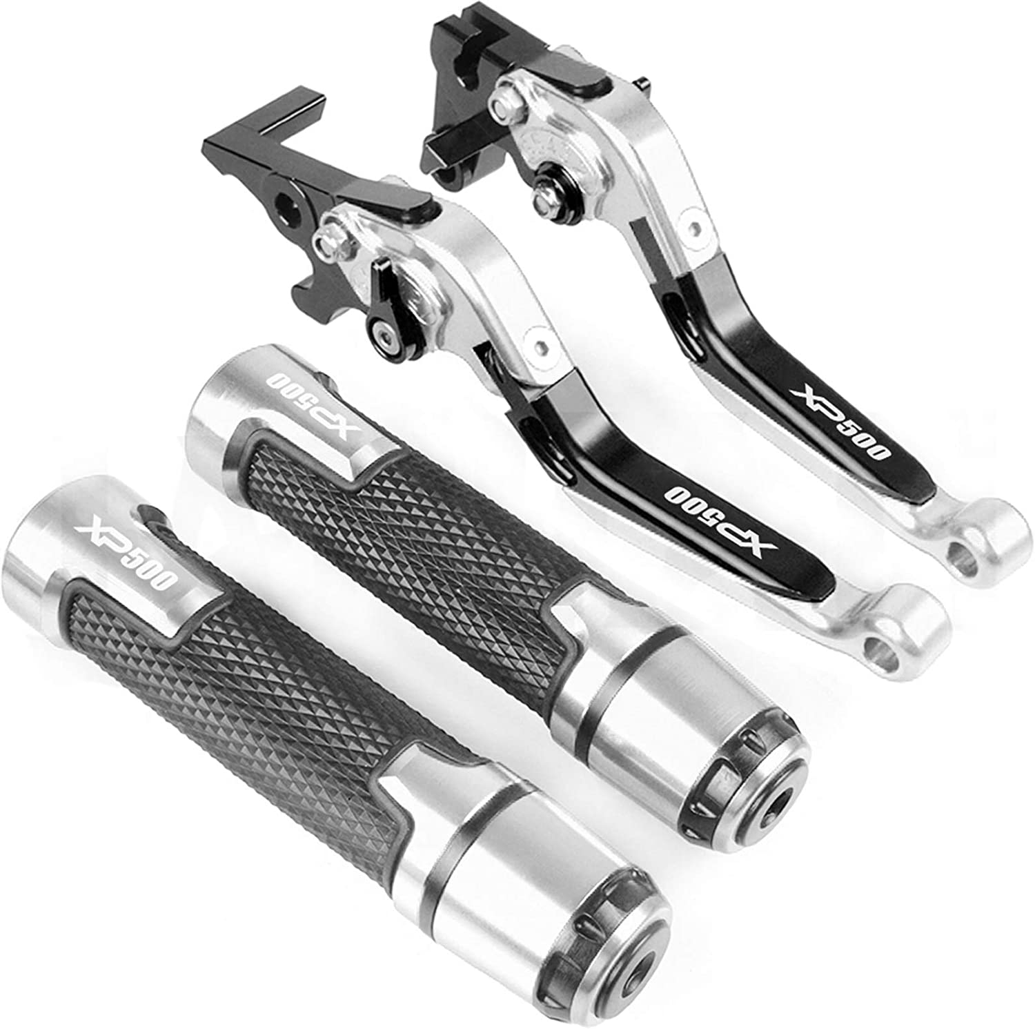 Motorcycle Clutch Grip Set For Max 49% shipfree OFF Yamaha XP-500 2011 XP500 2010 ABS