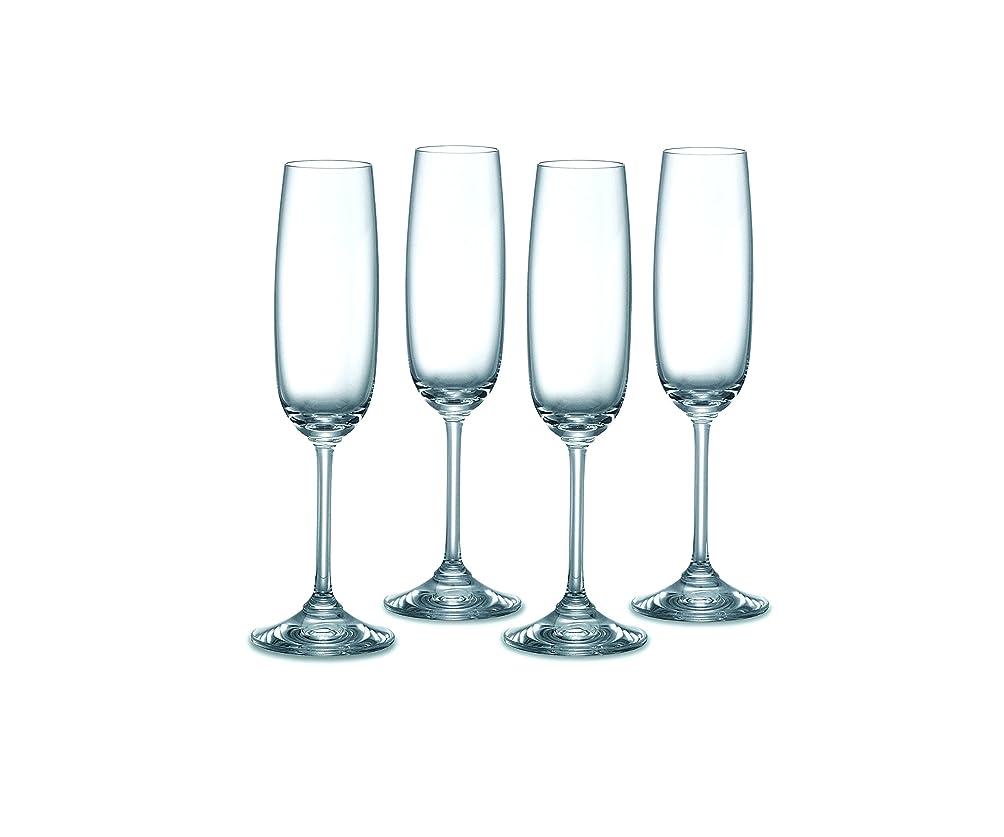 合唱団バラエティ絶望的なMarquis by Waterford Vintage Champagne Flutes, Set of 4 by Waterford