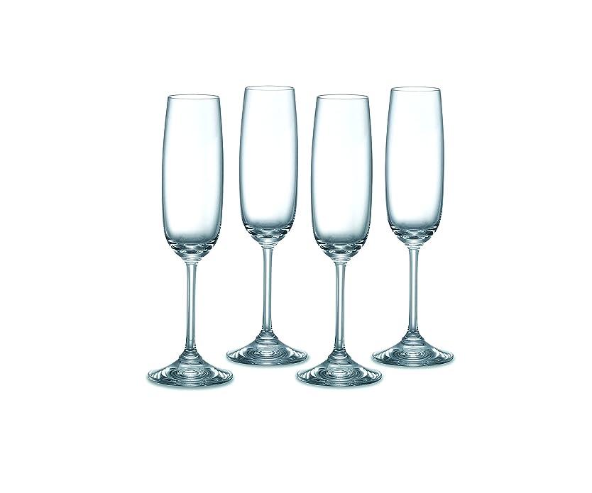 すり上に複製Marquis by Waterford Vintage Champagne Flutes, Set of 4 by Waterford