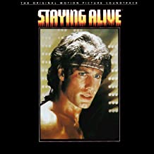 staying alive soundtrack