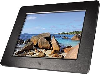 Hama View Digitaler Bilderrahmen 20,3 cm (8 Zoll) schwarz