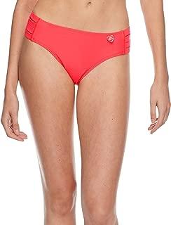 Women's Smoothies Nuevo Contempo Solid Full Coverage Bikini Bottom Swimsuit