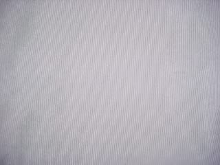60H12 - Dusty Blue Corduroy Pinstripe Drapery Upholstery Drapery Fabric - By the Yard