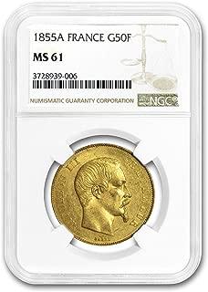 1855 napoleon coin