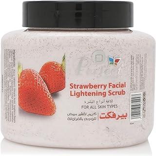 Perfect Strawberry Facial Whitening Scrub - 500 ml