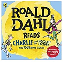 The Roald Dahl Audio Collection: Includes Charlie and the Chocolate Factory, James and the Giant Peach, Fantastic Mr. Fox,...