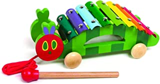 Eric Carle - Very Hungry Caterpillar Xylophone Activity Toy, 16 x 10 x 28cm