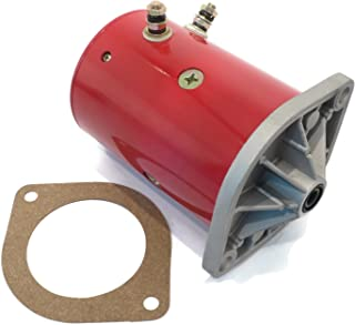 The ROP Shop PLOW Motor w/Gasket for Fisher & Western Unimount/Ultramount Snowplow Blade