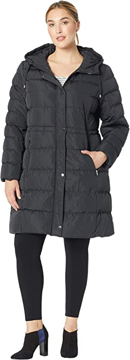 Plus Size Sutton Anorak with Hood