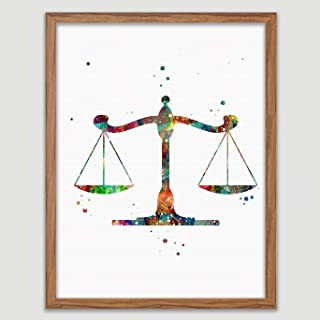 Best scales of justice art Reviews