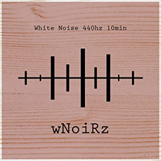 White Noise 440hz 10 min