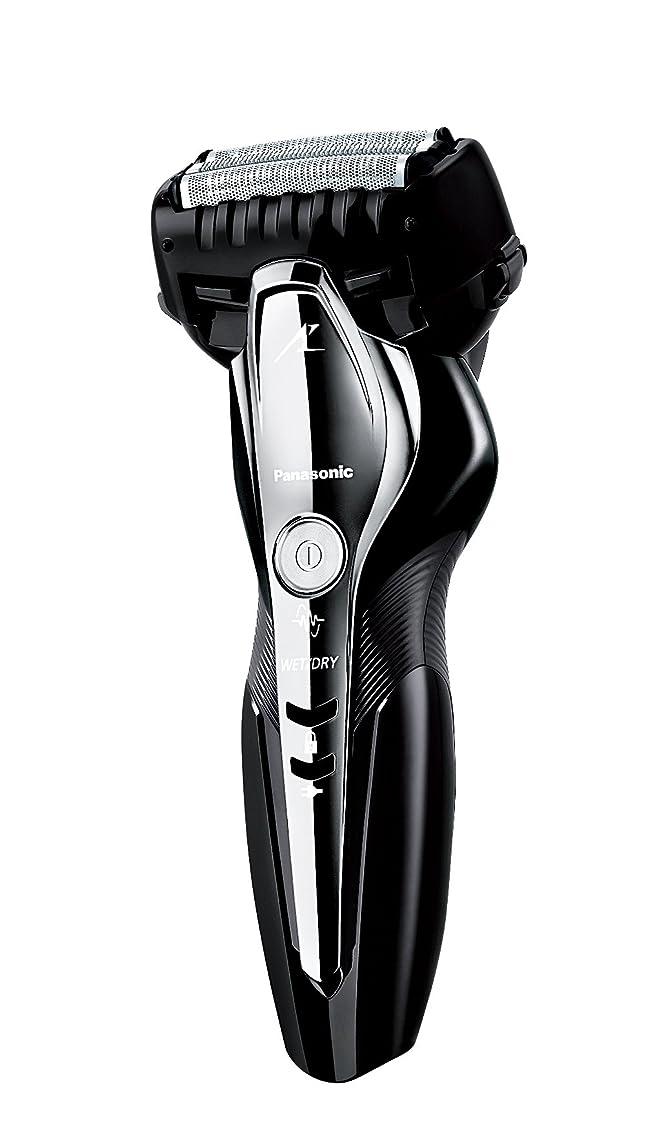 夏避けられない限りなくパナソニック ラムダッシュ メンズシェーバー 3枚刃 お風呂剃り可 黒 ES-ST2Q-K