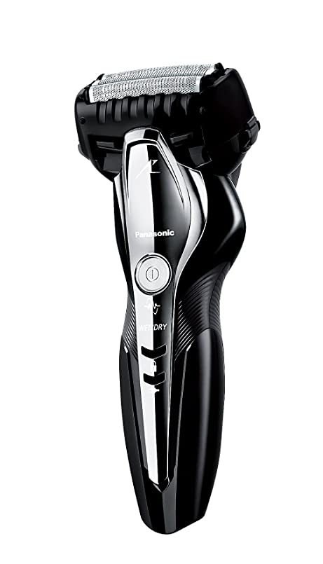束包括的電極パナソニック ラムダッシュ メンズシェーバー 3枚刃 お風呂剃り可 黒 ES-ST2Q-K