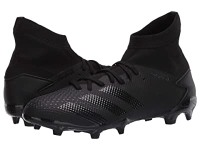 adidas Predator 20.3 Fg (Core Black/Core Black/Dark Grey Heather Solid Grey) Men