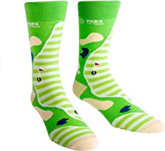 Sock It To Me, Men's Crew, Par 4 Golf Socks