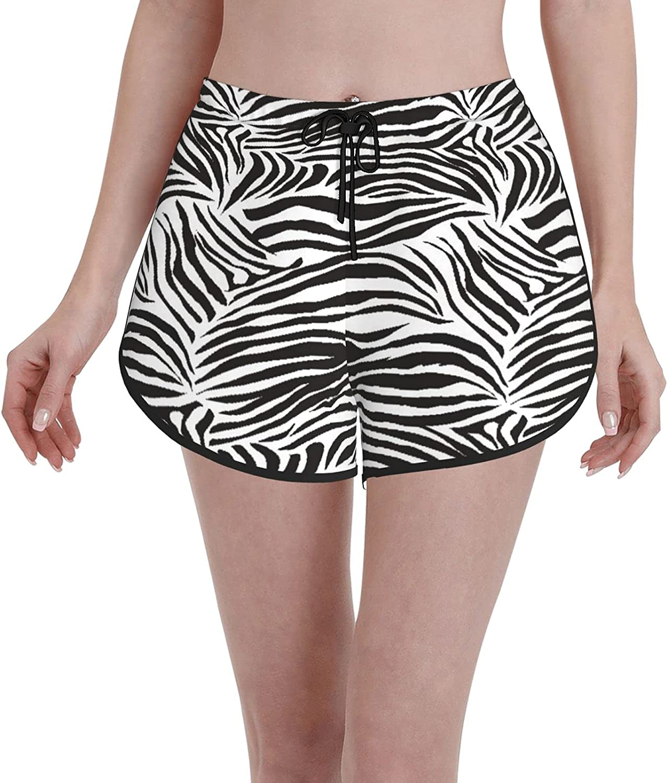 Women's Girl's Swim Trunks,Animal Design,Beachwear Swimsuits Board Shorts Bathing Suits,XXL