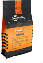 Capacity Nootropic Infused Coffee with Ashwagandha and CoQ10 aE 100 Brazilian Arabica Coffee Promotes Cognitive Function and Mood Enhancement for Greater Focus and Performance 150g 30 Servings Estimated Price : £ 15,99