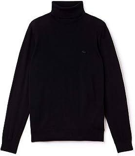 officiel de vente chaude prix bas collection entière Amazon.fr : pull col roulé homme - Lacoste : Vêtements