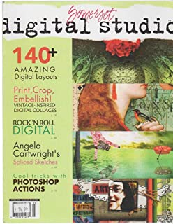 Somerset Digital Studio Magazine ~ Spring 2009
