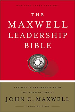 Amazon com: John C  Maxwell - Thomas Nelson / Religion